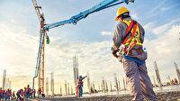 İnşaat sektörü istihdamı yükleniyor