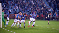 Zirve namağlup Trabzonspor'un