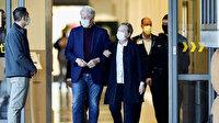 ABD Eski Başkanı Clinton taburcu edildi