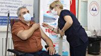 TURKOVAC aşısı 2 doz Sinovac aşısı olmuş gönüllülere uygulanmaya başlandı