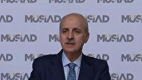 Numan Kurtulmuş: Makamı ve mevkisi ne olursa olsun kimse Türkiye'nin şerefli memurlarını tehdit edemez
