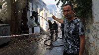 Antalya'da mahalleliyi canından bezdiren metruk ev yangınları muhtarı isyan ettirdi: İnsanlar evinde uyuyamaz oldu