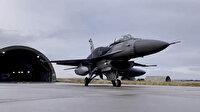 MSB paylaştı: F-16 savaş uçakları Pakistan'a doğru havalandı