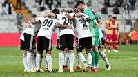 Beşiktaş- Sporting Lizbon maç sonucu: 1-4