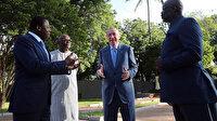 Cumhurbaşkanı Erdoğan Togo'da üç Afrika ülkesinin liderleriyle buluştu
