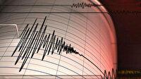 Akdeniz'de Antalya açıklarında 6 büyüklüğünde deprem