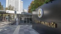 Osman Kavala'ya özgürlük çağrısında bulunan 10 ülkenin Ankara'daki büyükelçileri Dışişleri Bakanlığı'na çağrıldı