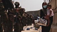 ABD Afgan mültecileri askeri üslerde bekletiyor: Neredeyse yarısı çocuk