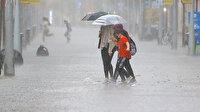 Meteoroloji'den uyarı: Doğu Karadeniz'de sağanak bekleniyor