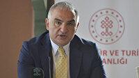 Kültür ve Turizm Bakanı Ersoy: Galataport'tan AKM'ye kültür-sanat rotası
