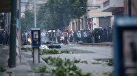 Dünyanın gözü Guatemala'da: Emekli askerler kongre binasını bastı