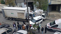 Bağcılar'da feci kaza: Freni boşalan kamyonu durdurmaya çalıştı ayakları ezildi