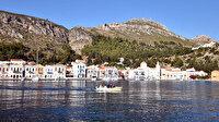 Meis Adası'nda tarihi sessizlik: Türker gelince bayram olacak