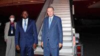 Cumhurbaşkanı Erdoğan Nijerya'da