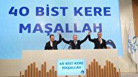 Borsa İstanbul'da Gong Anatolıa Geneworks ve gelecek varlık yönetimi için çaldı