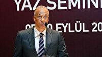 MHK Başkanı Serdar Tatlı görevi bıraktı
