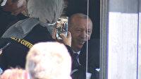 Sürpriz ziyaret: Cumhurbaşkanı Erdoğan Çengelköy'de kafeye uğradı