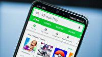 Google Play'de uygulamaların hangi kullanıcı verilerini topladığı görülebilecek