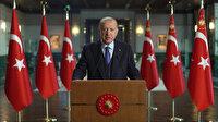 Cumhurbaşkanı Erdoğan'dan yatırımcılara çağrı: Fırsatların en verimli şekilde değerlendirilmesini bekliyoruz