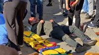 Sarıyer'de kafede oturanlara güpegündüz silahlı saldırı: 2 yaralı