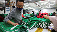 'Squid Game' eşofmanlarına talep patlaması: Güney Kore'nin tekstil piyasası bayram etti