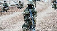 İçişleri Bakanlığı: 4 bölücü örgüt mensubu silahlarıyla birlikte etkisiz hale getirildi