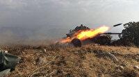 Barış Pınarı Harekatı bölgesine saldırı girişiminde bulunan 6 PKK/YPG'li terörist daha etkisiz hale getirildi