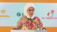 Emine Erdoğan: 'İşim Var Okula Gidiyorum' projesiyle gençler meslek sahibi oluyor