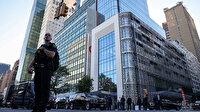 New York'ta Türkevi'nin önünde şüpheli paket alarmı