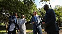 Cumhurbaşkanı Erdoğan'ın Liberya lideriyle kahkaha dolu fotoğrafın hikayesi ortaya çıktı