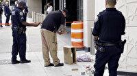 New York'taki Türkevi binası önünde şüpheli paket alarmı