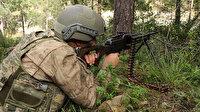 Barış Pınarı bölgesinde saldırı hazırlığındaki 3 terörist etkisiz hale getirildi
