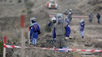 Azerbaycan, Ermenistan'ın döşediği 48 binden fazla mayın ve patlamamış mühimmatı imha etti