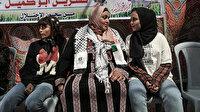 Altı yılı İsrail hapishanesinde geçen Filistinli kadın çocuklarına kavuştu: Tutuklandığında en küçüğü 8 aylıktı