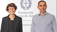 Turkovac insanlığa faydalı olacak: Şahin ve Türeci'ye İspanya'dan ödül