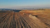 Ermenistan işgalinden kurtarılan Zengilan'daki araziler tarıma hazırlanıyor