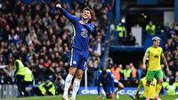 Chelsea'den gol yağmuru: Norwich City'yi farklı geçti (ÖZET)