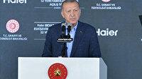 Cumhurbaşkanı Erdoğan: Avrupa'nın elektrikli araç üssü haline geleceğiz
