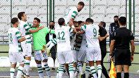 Konyaspor Kayserispor'u iki golle devirdi