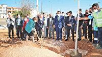 Gaziantep'e 100. yılda 27 milyon fidan