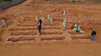 Libya'da bir toplu mezar daha: 248 cesede ulaşıldı