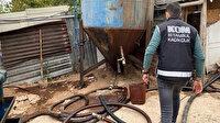 İstanbul'da dev operasyon: 73 bin litre kaçak akaryakıt ele geçirildi