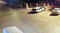 Ümraniye'de otomobilleri dakikalar içinde böyle çaldılar