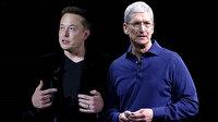Tim Cook'un Bağdat Caddesi paylaşımına Elon Musk'tan 'Apple bez' göndermesi