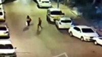 Kocaeli'de yolda yürüyen kadına kapkaç şoku