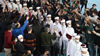 Birgün gazetesinden 'cami içinde protokol yolu açıldı' yalanı