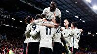 Liverpool Manchester United'a kabus yaşattı: Taraftarlar maç sırasında tribünleri terk etti