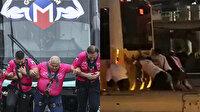 İBB'nin tren çekme yarışması sosyal medyada alay konusu oldu