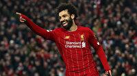 Salah, Premier Lig'de rekor kırdı