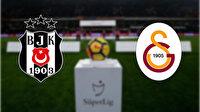 BJK- GS maç sonucu: 2-1 Beşiktaş Galatasaray maçı özet ve goller